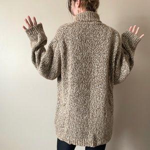 Cruciani Italian knit Wool Sweater